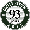 Coffee Review 93 Points